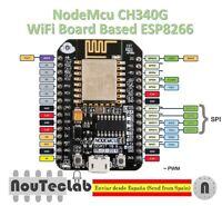 NodeMcu Lua CH340G Wireless Module WIFI Development Board ESP8266 ESP-12E