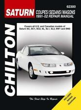 Saturn S-Series Coupes/Sedans/Wagons 1991-