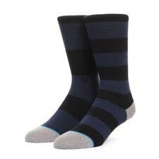 35-38 Calze e calzini da uomo blu in misto cotone