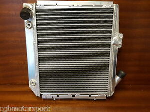 RENAULT 5 GT TURBO NEW 50MM CORE FULL ALLOY COOLING WATER RADIATOR + OIL COOLER