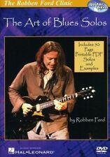 Robben Ford Art of Blues Solos 0884088325565 DVD Region 1 P H