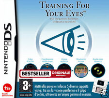 Videogame Training for Your Eyes NDS