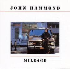 New: Hammond, John: Mileage  Audio CD