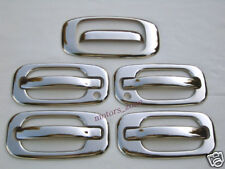For 99-07 CHEVY SILVERADO GMC SIERRA 5 DOOR HANDLE COVERS