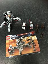 Lego Star Wars 9488 - Elite Clone Trooper & Commando Droid Battle Pack