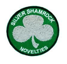 Silver Shamrock Novelties Patch Iron on Applique Halloween III Clothing Horror