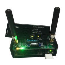 Duplex MMDVM Hotspot WiFi Modem For P25 DMR YSF +  Raspberry Pi + OLED Antenna