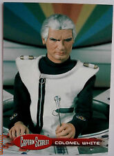 CAPTAIN SCARLET - Individual Trading Card #39, Colonel White - Unstoppable Cards