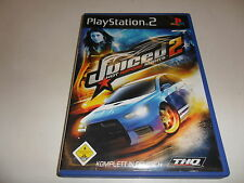 PLAYSTATION 2 PS 2 Juiced 2: HOT IMPORT NIGHTS USK-Classificazione: USK a partire dal 6
