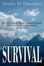 Survival by Giulio Di Giacomo (2005, Paperback)