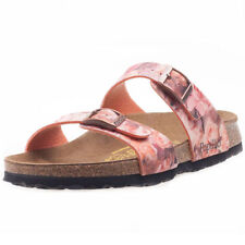 Women's Floral Synthetic Sandals & Flip Flops