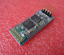 New Listing1pcs Slave Wireless Bluetooth Transeiver Rf Module Serial4p Port Line Hc 06