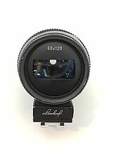 Linhof 4X5 ZOOM Finder For 6X12 MASK Only One