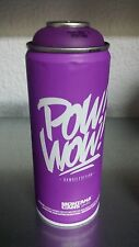 POW WOW HAWAI EDITION - MONTANA CANS -Edición Limitada-Limited Edition Spray Can