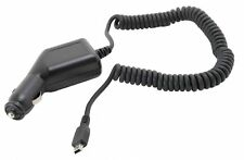 Blackberry Mini-USB 12v Coche Charger Cargador de Encendedor Cigarrillos