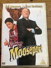 Ray Romano Gene Hackman WELCOME TO MOOSEPORT ~ 2003 Political Comedy UK DVD