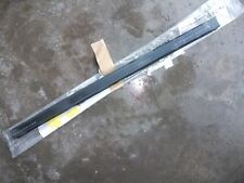 BMW X5 E70 M Sport Front Right Door Outer Moulding In Black