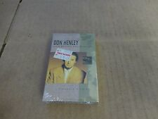 DON HENLEY HOW BAD DO YOU WANT IT FACTORY SEALED CASSETTE SINGLE
