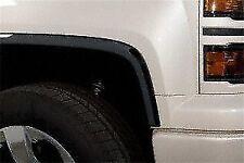 Putco BLACK PLATINUM FENDER TRIM For Dodge Ram1500 09-10/Ram 1500 11-17 #97190BP