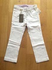 Pantalons blancs pour fille de 5 à 6 ans
