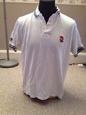 England Rugby Camiseta adulto grande hecha por comerciantes de algodón (T0217)