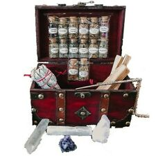 WITCHCRAFT KIT ~ witch alter sets ~ wiccan altar kit wicca witch kit