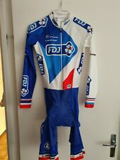 maillot cycliste MOUREY FDJ cycling jersey radtrikot road suit CX champion