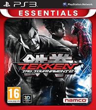 PS3-TEKKEN TAG TOURNAMENT 2 PS3 ESSENTIALS EN PEGI EU (UK IMPORT) GAME NEW