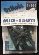 OzMods 1/144 MIKOYAN MiG-15 UTI 2-Seater Jet