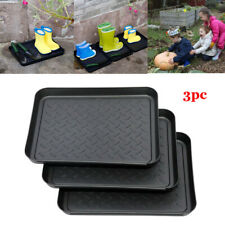 Multi-Purpose Garden Outdoor Boot Mat Tray Boot Mat And Tray for Floor Protectio