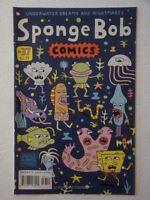 SPONGEBOB Comics # 55  Ballad Baracle Bill Part 1 ~1st Print NM ~ SQUAREPANTS