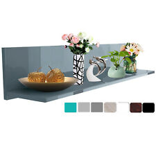 Wandregal Wandpaneel Hängeregal Holz Wandboard Regal Cube Lounge Farbwahl #388