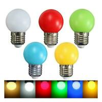 Colorful Led Bulb E27 0.5W Energy Saving Lamp Light Decorative Light Festiv Q0J3