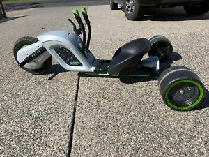 Huffy Green Machine 24v electric trike