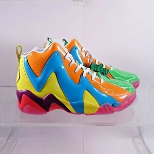 Size 13 Men's Reebok Kamikaze II Candy Land Basketball Sneakers GZ8825