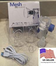 Portable Ultrasonic Mini Nebulize Inhaler Battery Operated Asthma Machine USA!