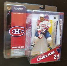 McFarlane NHL Series 8 CHRIS CHELIOS Canadiens Chase Variant Exclusive Figure