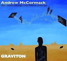 ANDREW MCCORMACK - GRAVITON - NEW CD ALBUM