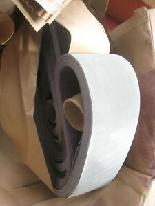 """Trizact Sanding Belt 4"""" X 132""""  A6 - 5 Belts 307EA FULL FLEX FILMLOK  # 27766"""