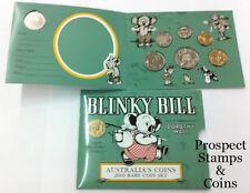 2010 Royal Australian Mint Blinky Bill Baby Mint Set