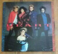 Heart – Heart Vinyl LP Album 33rpm 1985 Capitol – EJ 24 0372 1