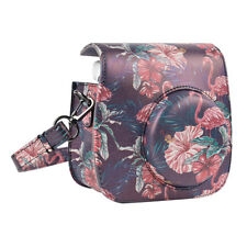PU Leather Camera Case Bag Cover Protector For Fuji Film Instax Mini 8/Mini 9