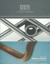 BERGE SCANDINAVIAN FURNITURE Henningsen Jacobsen Kjaerholm Wegner Catalog 2010