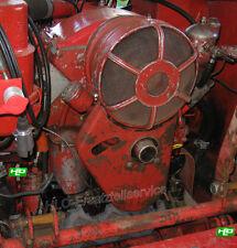 Ölfilter-umbausatz adapter Warchalowski Motor D22 Traktor Fortschritt RS09 GT124