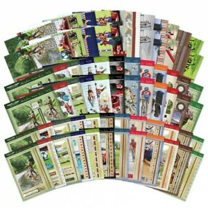 Hunkydory ~ Deco-Large ~ Topper / Card set ~ Sports & Games for men ~ Choices