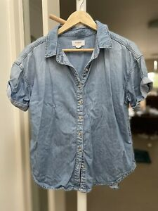 Ceres Life Denim Shirt Size Small