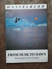 Hasselblad From Dusk To Dawn-Vintage PB Book 1975