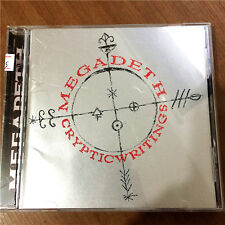Megadeth Cryptic Writings TOCP-50211 JAPAN CD C-225