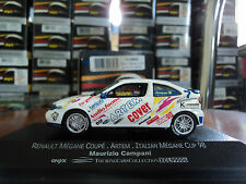 Onyx 1/43 Renault Megane Coupe #7 Italian Megane Cup 1998 M. Campani