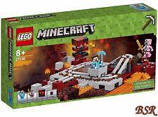 LEGO® Minecraft : 21130 Die Nether-Eisenbahn & 0.-€ Versand ! NEU & OVP !